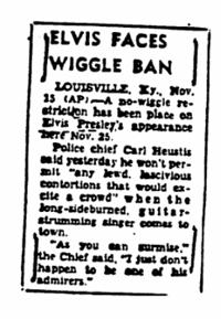 Evening Star, Washington DC, November 8 1956